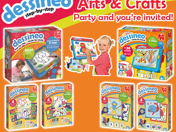 Closed Giveaway | Dessineo Learn To Paint Bundle