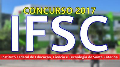 Apostila concurso IFSC 2017