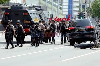 Konsepsi Pencegahan dan Penanggulangan Terorisme di Indonesia
