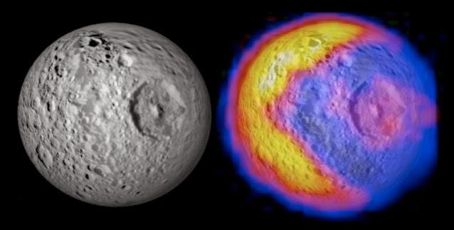 DEATH STAR (Mimas)
