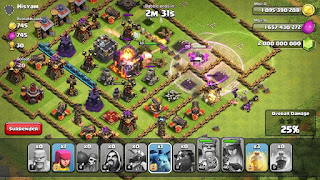 Clash of Clans 8.709.27 Unlimited Mod Hack APK UPDATE