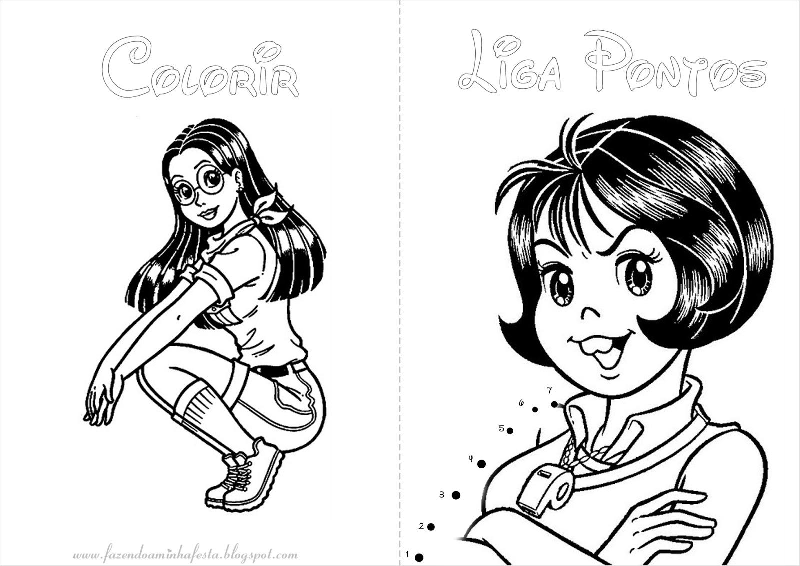 Desenhos Da Turma Da Mônica Jovem