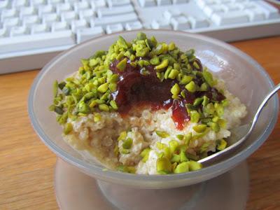 insalata dolce di quinoa