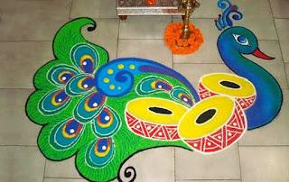 Rangoli Designs, Diwali Rangoli, Rangoli Design