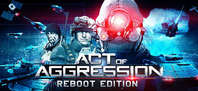 ACT OF AGGRESSION : REBOOT EDITION
