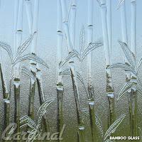 Bamboo Grove Photo Bamboo Glass