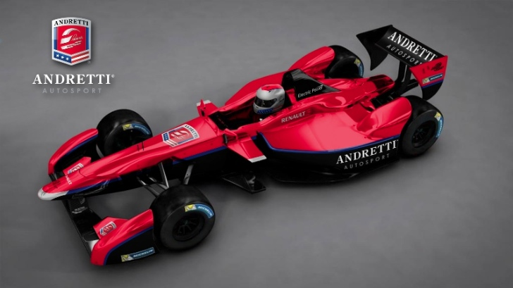 Andretti Autosport Announced Wednesday It Has Signed On As The Third Team To Compete In Fia Formula E Championship Which Will Feature Electric Cars