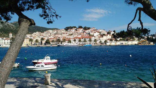hvar split, croatie mer bons plans vacances été 2017