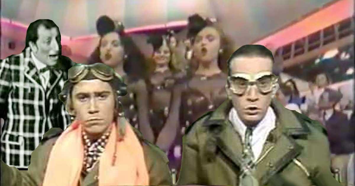 Pippo Franco, i Righeira, le Littorine di Odiens e il Fascismo in televisione