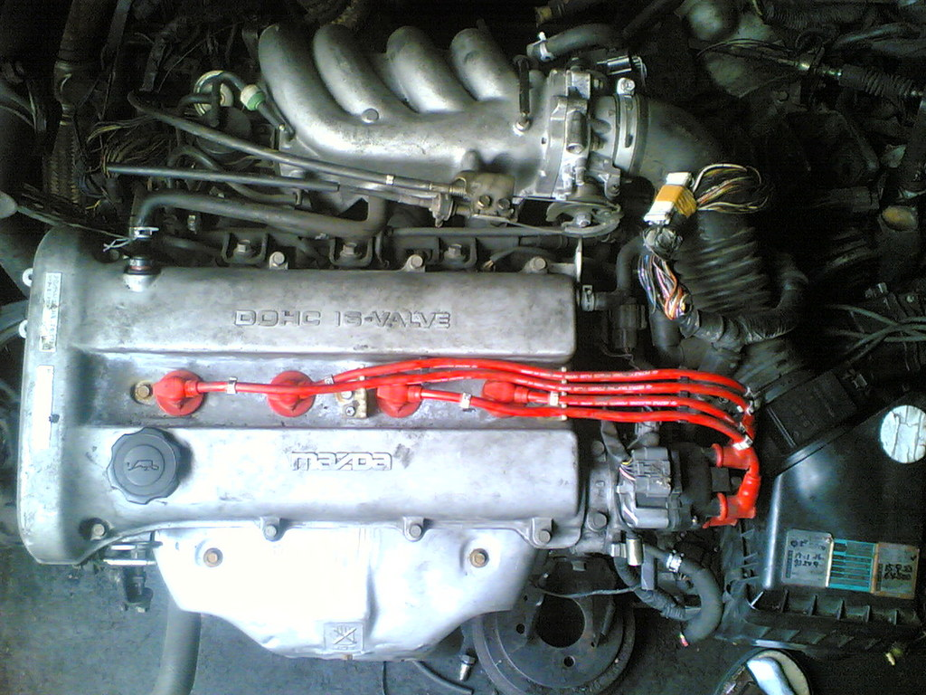 """Mazda Z5-DOHC Engine Overhaul Manual~This pdf manual contains """"Warnings† and Cautions†applicable to risks not normally encountered in a general ..."""