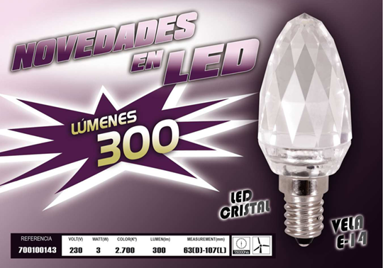lampara-vela-led-de-diseño