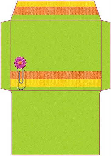 Dibujos sobres verdes para imprimir imagenes y dibujos para imprimir - Sobre de navidad para imprimir ...