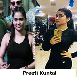 Preeti Kuntal Roadies Xtreme 2018