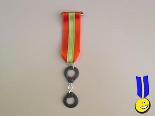 Medalla grilletes