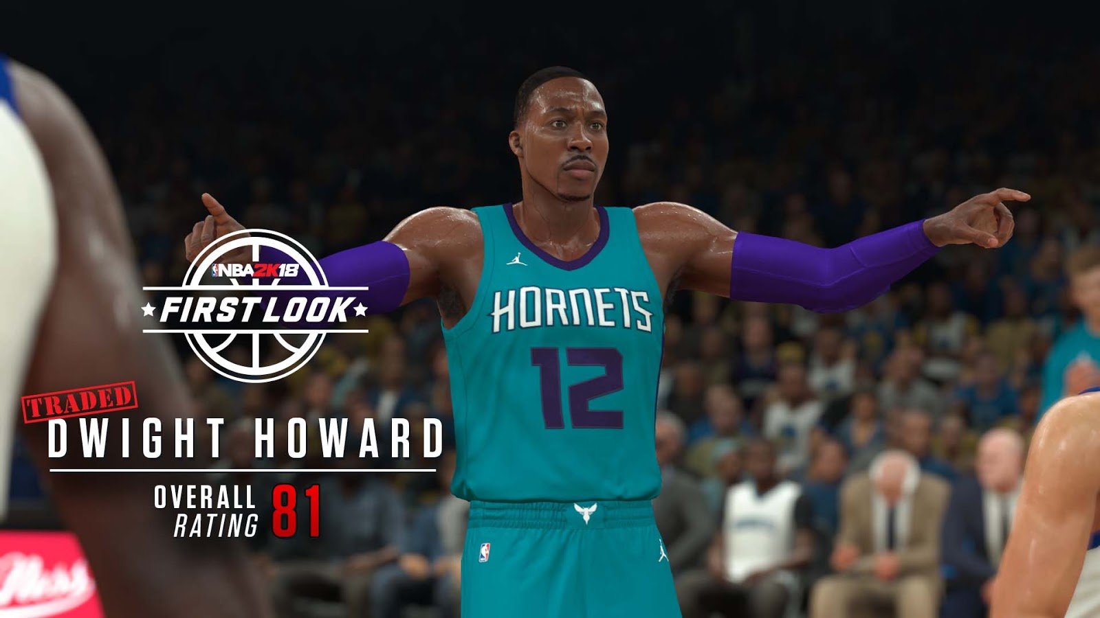 online store 45c4c f423e NBA 2K18 Screenshots & Ratings: Dwight Howard and Nick Young ...