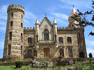foto del castillo marroquin