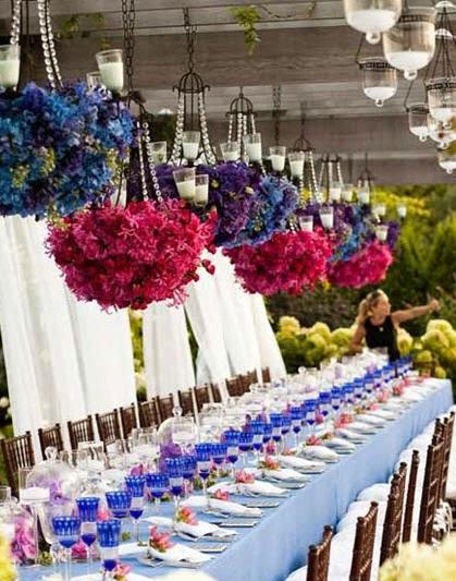 Unique Wedding Centerpieces
