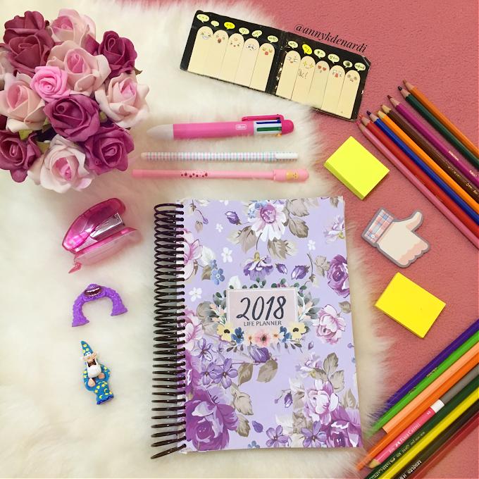 Detalhes: Meu Planner 2018