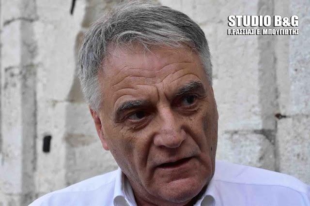 Κώστας Πουλάκης από το Ναύπλιο για τις αλλαγές στον «Καλλικράτη»: Εντός του 2017 θα έχει ολοκληρωθεί το θεσμικό μέρος της μεταρρύθμισης στην αυτοδιοίκηση