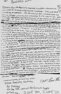 Catatan Kurt Cobain