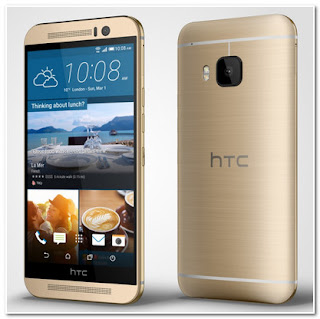 htc one M9 andoid 7 nougat