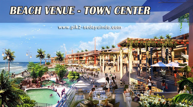 PIK2 Town Center Beach Venue