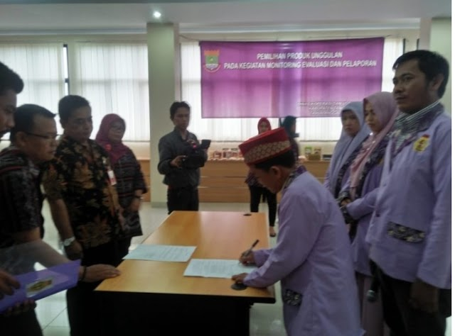 109 Pengurus Forsamik Resmi Di Lantik, Siap Bentuk Marketing Centre