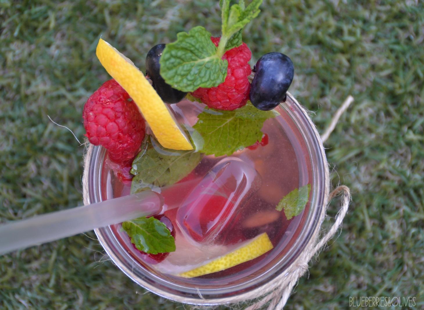Aguas infusionadas con frutas 5