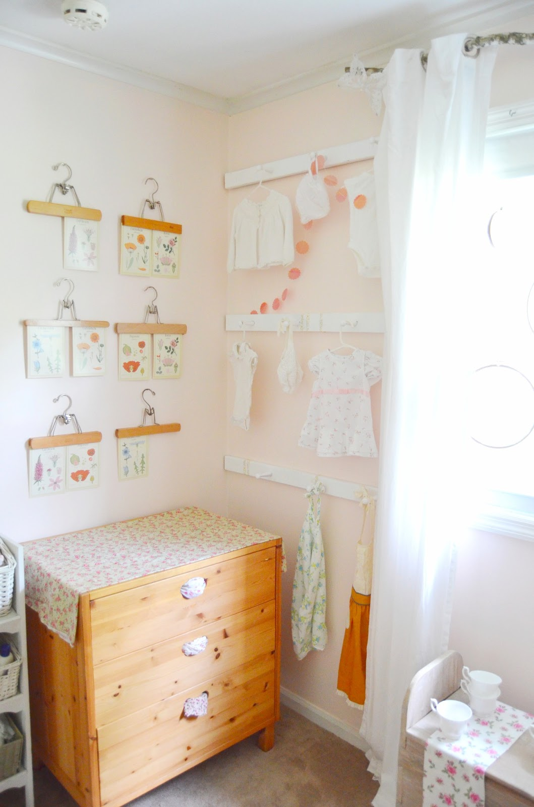 Low Cost Inexpensive IKEA DIY Nursery at A Nest for All Seasons