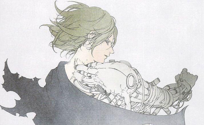 Levius manga - Haruhisa Nakata
