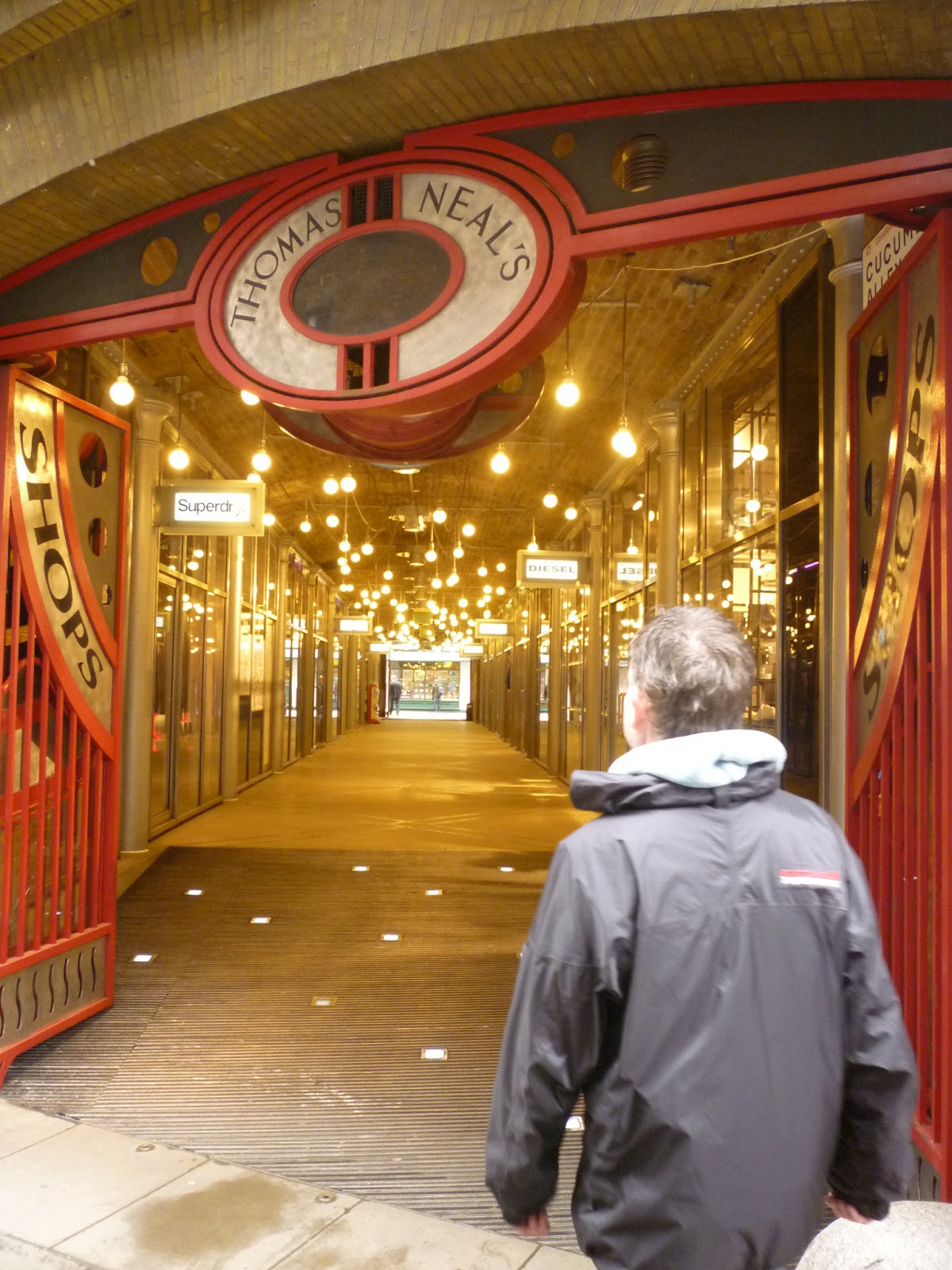 PaulaShoefiend: Covent Garden Market & Hair By Fairy