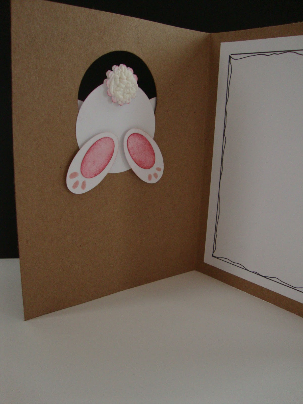 gr8scraps: EASTER BUNNY CARD-made with the cricut!