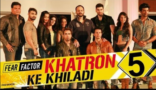Fear Factor - Khatron ke Khiladi - is an indian reality show