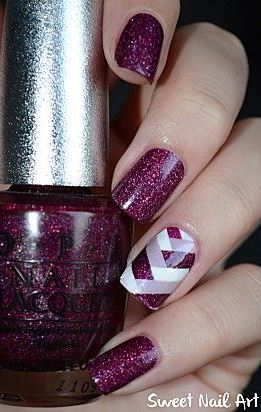 beauty nail art idea