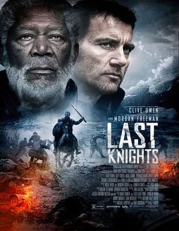 Last Knights (2015) 185MB BRRip Dual Audio [Hindi-English] – HEVC Mobile