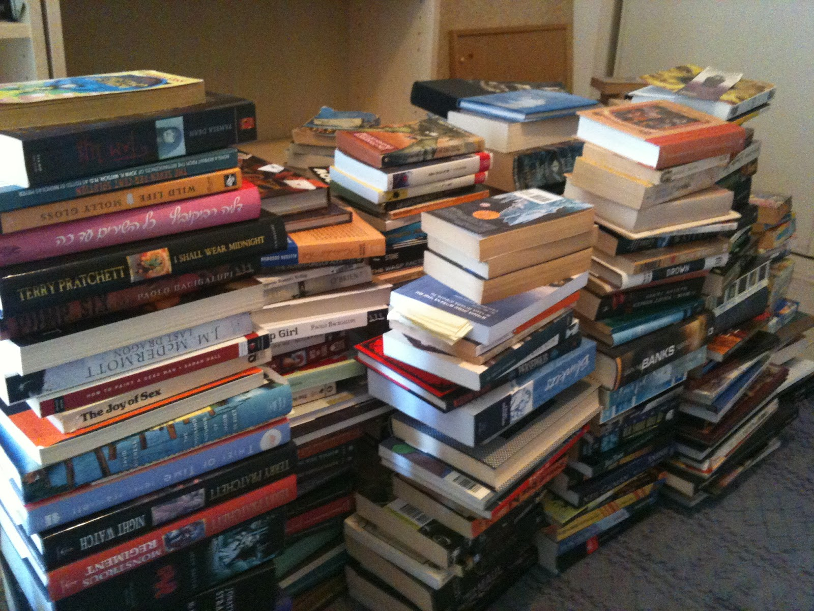 Asking the Wrong Questions: The Book Migration