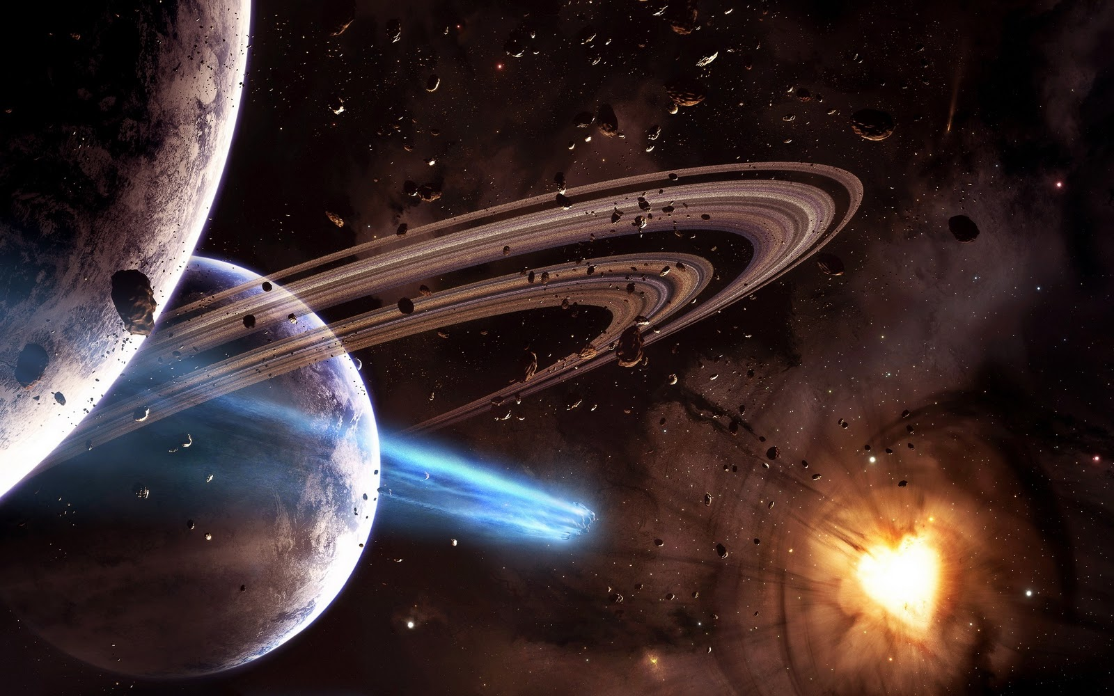 Download Free Space Wallpapers