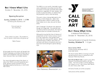 BIKWIL, davis YMCA, suzanne gray, Call for Art