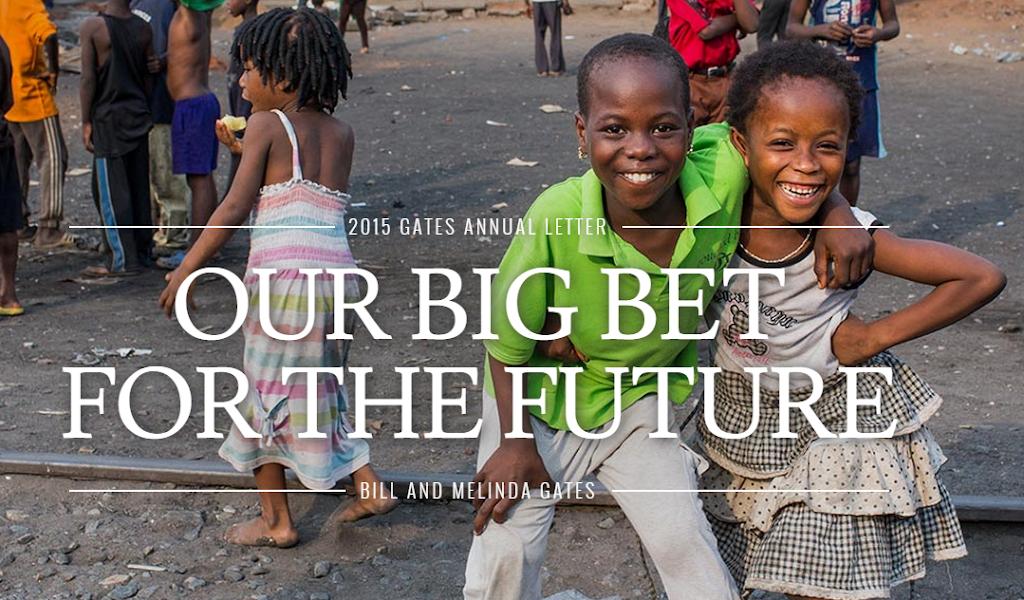 比爾蓋茲:15年後,行動銀行將改善窮人生活