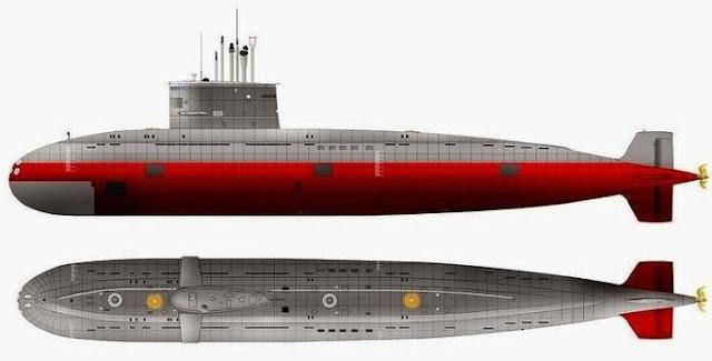 Resultado de imagen de submarino clase Song (Tipo 039)