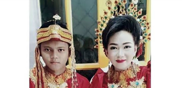Heboh Pernikahan Siswa SMA di Takalar