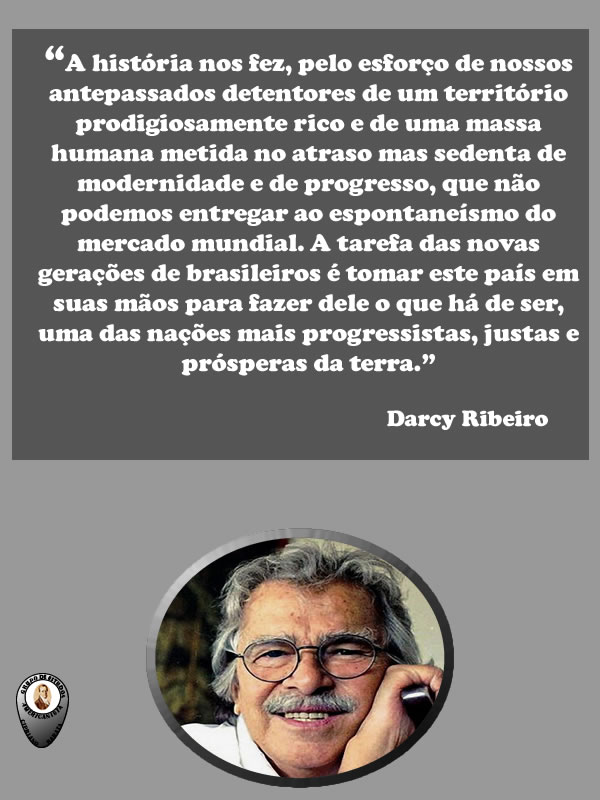 Especial Darcy Ribeiro Educação Portal Criarts By Deza
