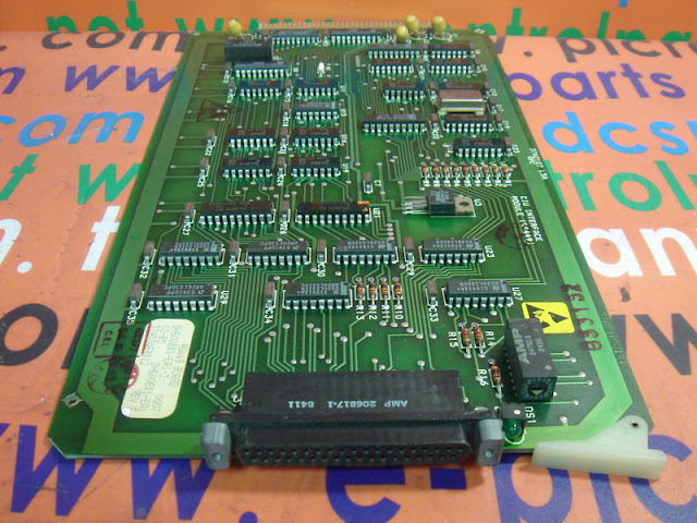 FISHER ROSEMOUNT DH6008X1-EA1-3 / 37A0346X012 CIU INTERWACE BOARD (REV.F)