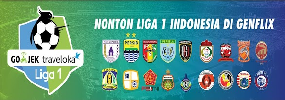 Live Streaming Liga 1 Indonesia 2017 Di Genflix