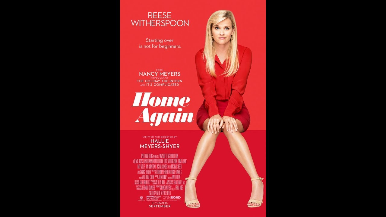 Movie Review Mom Home Again Is Not Reese Witherspoons Best Rom Com