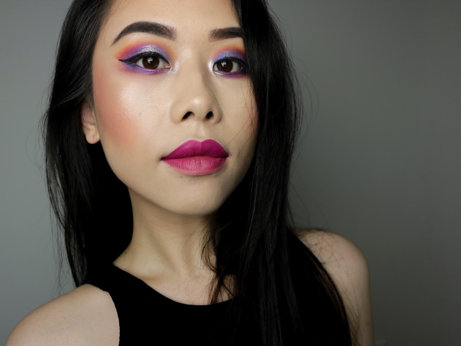 She Said Colors | The Monday Tutorial