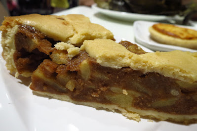Ikea apple cake