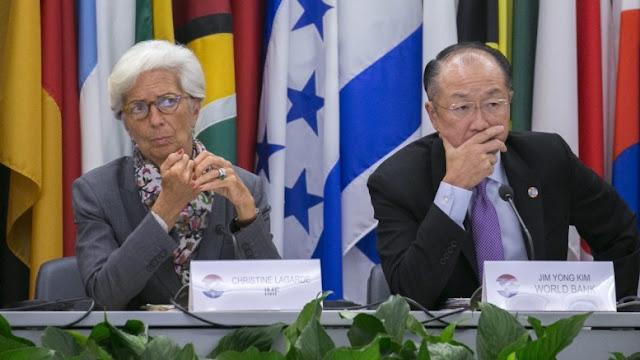 Ξαφνικά η Ελλάδα έγινε τριτοκοσμική χώρα: Σημάδι απελπισίας η προσφυγή στην Παγκόσμια Τράπεζα
