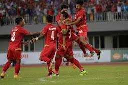 Daftar Skuad Pemain Myanmar Terbaru