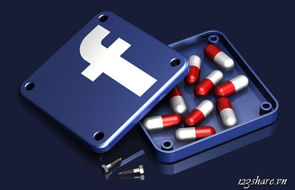 Lý do thực sự tại sao bạn lại bị nghiện facebook